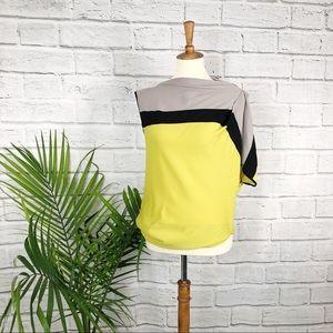 BCBG Maxazria | Women's One Sleeve Top.